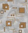 Палас Кубик 970 серый
